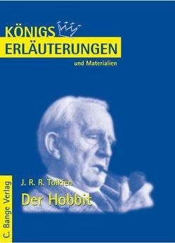 Der Hobbit – The Hobbit von J.R.R. Tolkien. Textanalyse und Interpretation. von Bode,  Matthias, Tolkien,  John R