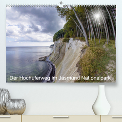 Der Hochuferweg im Jasmund Nationalpark (Premium, hochwertiger DIN A2 Wandkalender 2020, Kunstdruck in Hochglanz) von Schmidt,  Bodo