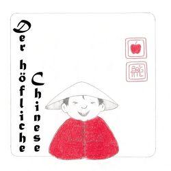 Der höfliche Chinese von Apfel,  Brigitte