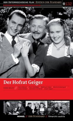 Der Hofrat Geiger von Wolff,  Hans
