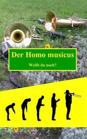 Der Homo musicus von Clemens,  Hubert