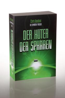 Der Hüter der Sphären von Spiegelberg Verlag, Vandoni,  Chris