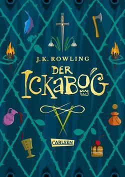 Der Ickabog von Pflüger,  Friedrich, Rowling,  J. K.