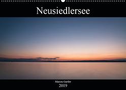 Der idyllische NeusiedlerseeAT-Version (Wandkalender 2019 DIN A2 quer) von Gartler,  Marion