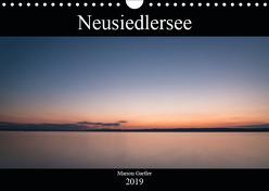 Der idyllische NeusiedlerseeAT-Version (Wandkalender 2019 DIN A4 quer) von Gartler,  Marion