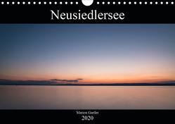 Der idyllische NeusiedlerseeAT-Version (Wandkalender 2020 DIN A4 quer) von Gartler,  Marion