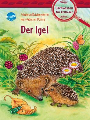 Der Igel von Döring,  Hans Günther, Reichenstetter,  Friederun