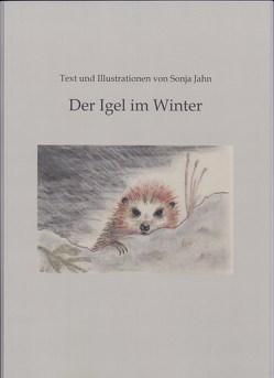 Der Igel im Winter von Jahn,  Sonja