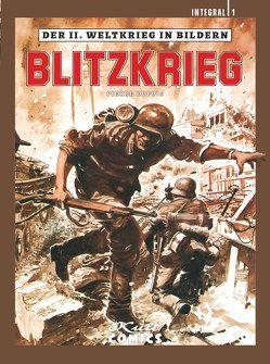 Der II. Weltkrieg in Bildern Integral 2 von Dupuis,  Pierre