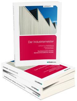 Der Industriemeister – Gesamtausgabe von Glockauer,  Jan, Gold,  Sven H, Schmidt-Wessel,  Elke H, Wessel,  Frank