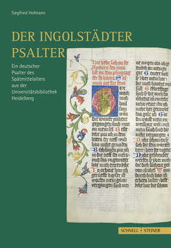Der Ingolstädter Psalter von Brandl,  Ludwig, Hofmann,  Siegfried, Schönewald,  Beatrix