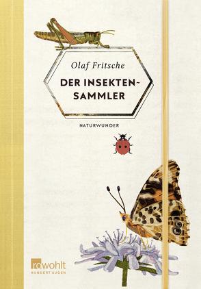 Der Insektensammler von Dziadosz,  Barbara, Fritsche,  Olaf