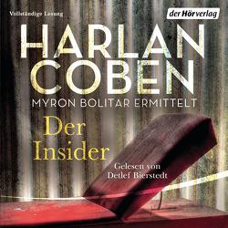 Der Insider – Myron Bolitar ermittelt von Bierstedt,  Detlef, Coben,  Harlan, Kwisinski,  Gunnar, Passig,  Kathrin
