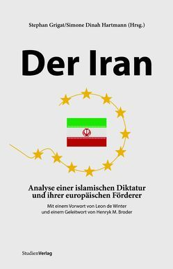 Der Iran von Grigat,  Stephan, Hartmann,  Simone Dinah
