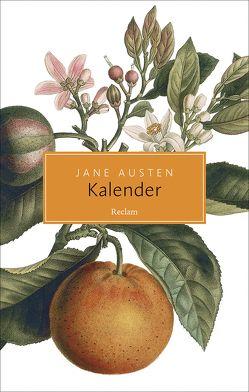 Der Jane Austen Kalender von Grawe,  Christian, Grawe,  Ursula
