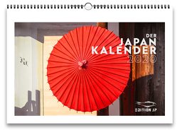 DER JAPAN KALENDER 2020 von EDITION JP von Knipphals,  Jan Philipp