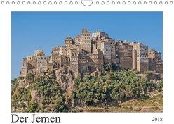 Der Jemen (Wandkalender 2018 DIN A4 quer) von Leonhardy,  Thomas