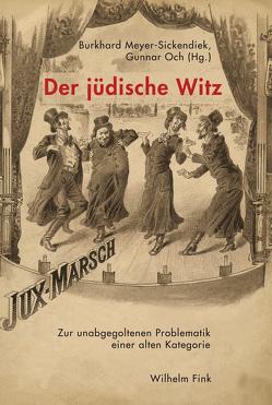 Der jüdische Witz von Meyer-Sickendiek,  Burkhard, Och,  Gunnar