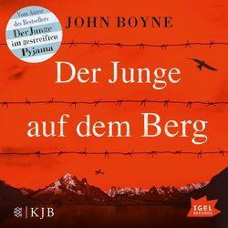 Der Junge auf dem Berg von Aljinovic,  Boris, Boyne,  John