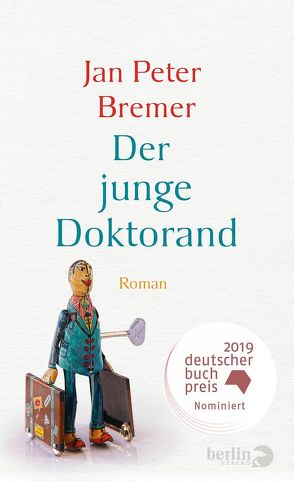 Der junge Doktorand von Bremer,  Jan Peter