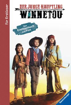 Der junge Häuptling Winnetou – Für Erstleser: Das Erstlesebuch zum Film von Alias Entertainment GmbH, Hahn,  Stefanie, THiLO