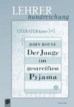 """""""Der Junge im gestreiften Pyjama"""" von Rohr,  Ulrike"""
