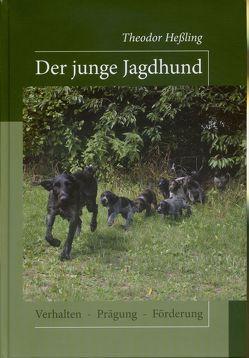 Der junge Jagdhund von Hessling,  Theodor, Moldenhauer,  Uwe, Mues,  Britta