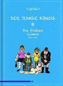 Der junge König Band 1 von König,  Ralf