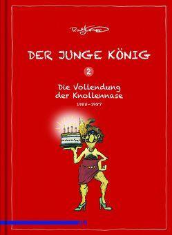 Der junge König Band 2 von König,  Ralf