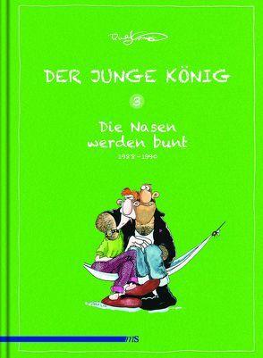 Der junge König Band 3 von König,  Ralf