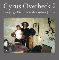 Der junge Künstler in den 1980er Jahren von Overbeck,  Cyrus