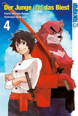Der Junge und das Biest 04 von Asai,  Renji, Hosada,  Mamoru