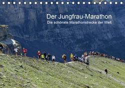 Der Jungfrau-Marathon (Tischkalender 2020 DIN A5 quer) von Eppele,  Klaus