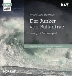 Der Junker von Ballantrae von Mummendey,  Richard, Stevenson,  Robert L, Westphal,  Gert