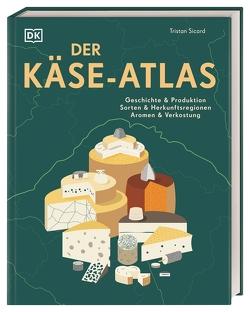 Der Käse-Atlas von Sicard,  Tristan