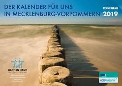 Der Kalender für uns in Mecklenburg-Vorpommern 2019 von TENNEMANN Verlag