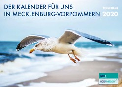 Der Kalender für uns in Mecklenburg-Vorpommern 2020 von TENNEMANN Verlag