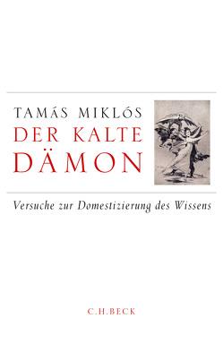 Der kalte Dämon von Miklós,  Tamás, Zador,  Eva