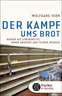Der Kampf ums Brot von Hirn,  Wolfgang