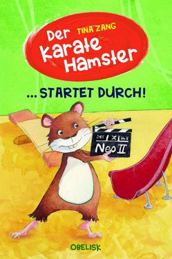 Der Karatehamster startet durch! von Fries,  Claudia, Zang,  Tina