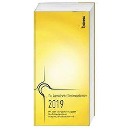 Der katholische Taschenkalender 2019