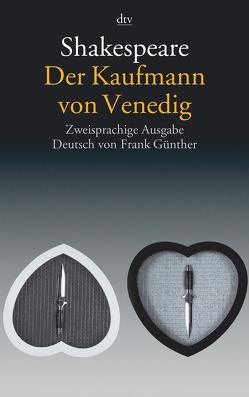 Der Kaufmann von Venedig von Günther,  Frank, Shakespeare,  William