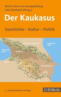 Der Kaukasus von Gumppenberg,  Marie-Carin, Steinbach,  Udo