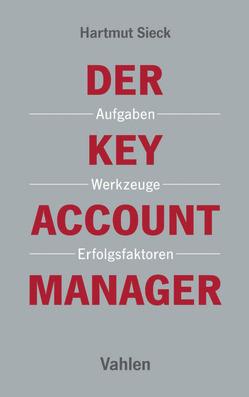 Der Key Account Manager von Sieck,  Hartmut