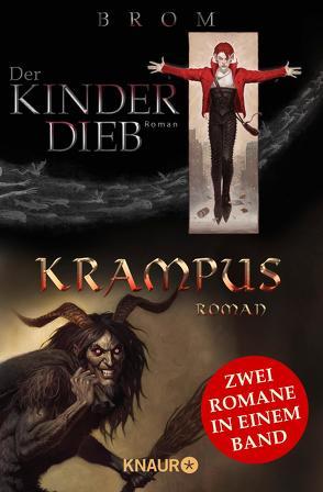 Der Kinderdieb & Krampus von Brom, Schmidt,  Jakob