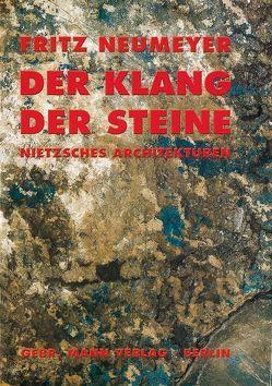 Der Klang der Steine von Neumeyer,  Fritz