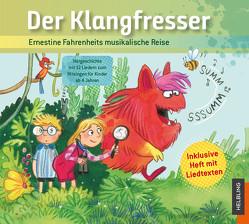 Der Klangfresser, Hörbuch-CD von Wegscheider,  Heike und Christian