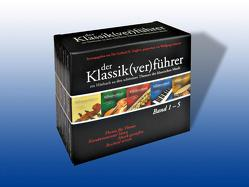 Der Klassik(ver)führer – Geschenkbox von Englert,  Gerhard, Schmidt,  Wolfgang