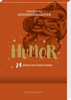 Der kleine Adventsbegleiter – Humor von Fischer,  Karlotta