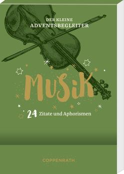 Der kleine Adventsbegleiter – Musik von Fischer,  Karlotta